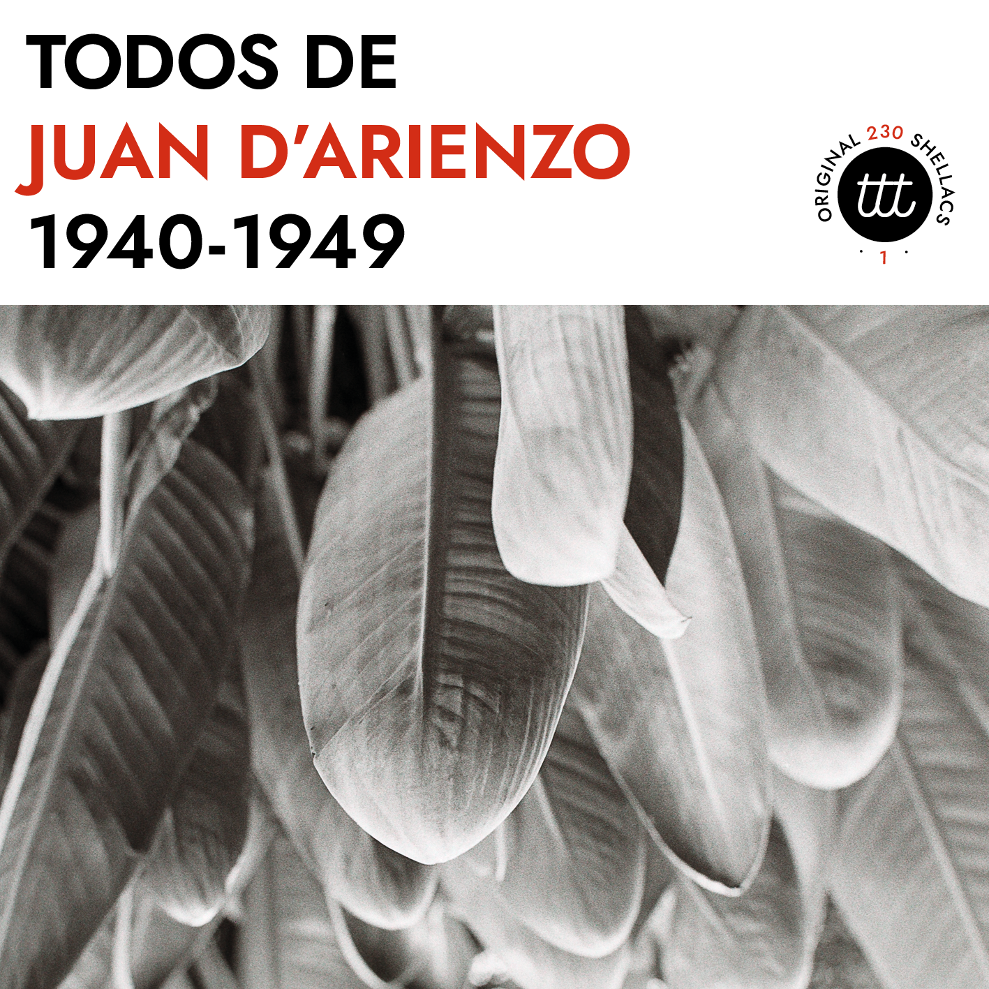 Juan D'Arienzo the years 1940-1949