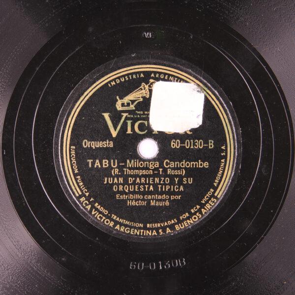 60-0130-B Tabu