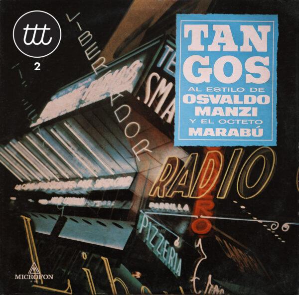 Tangos Osvaldo Manzi