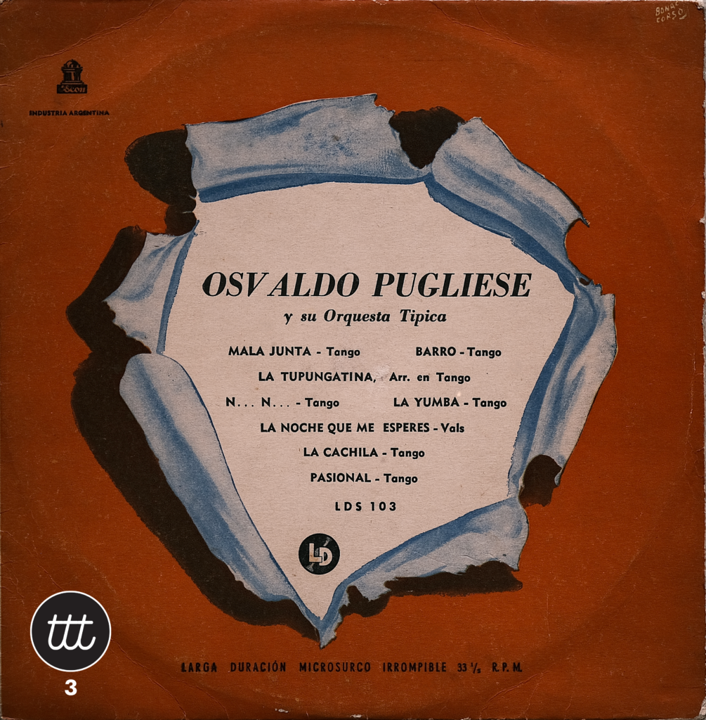 LDS 103 front cover