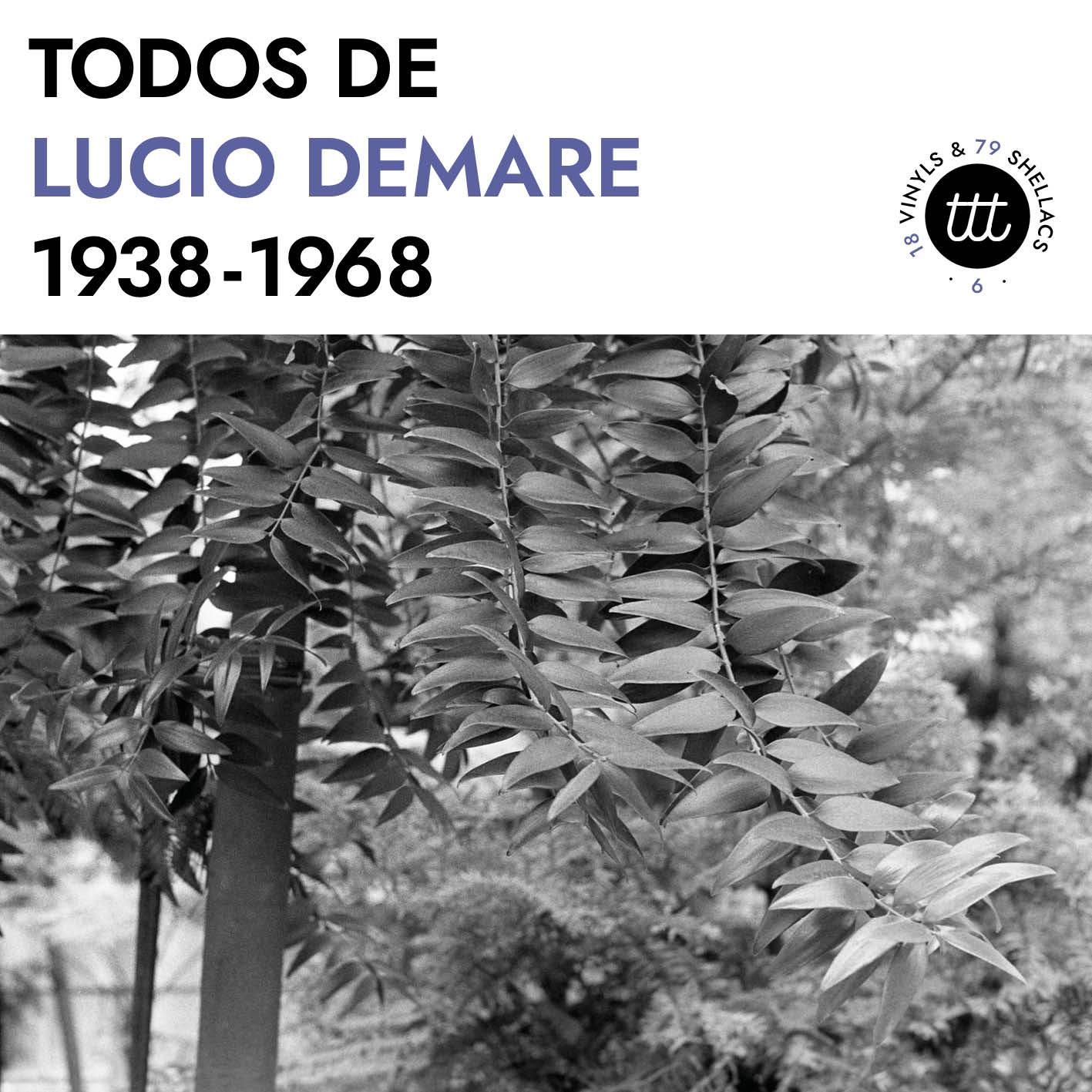 Lucio Demare all recordings from 1938-1968
